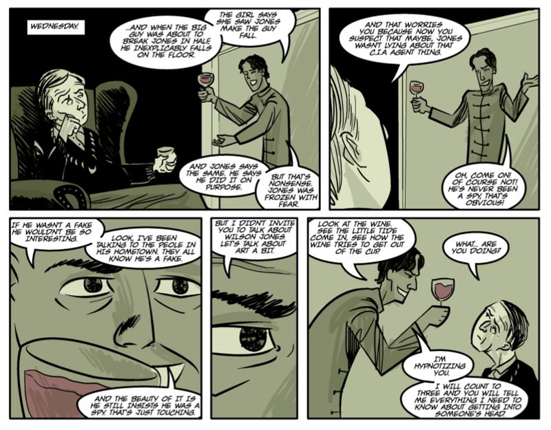 FAKE Page seven