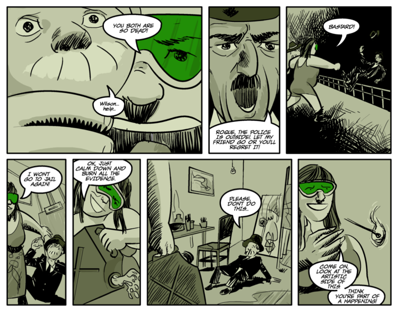FAKE Page thirteen