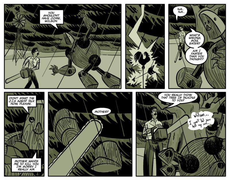 THE DEATH OF WILSON JONES Page Three