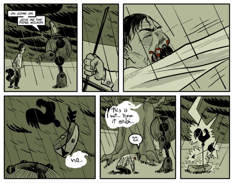 THE DEATH OF WILSON JONES Page Six