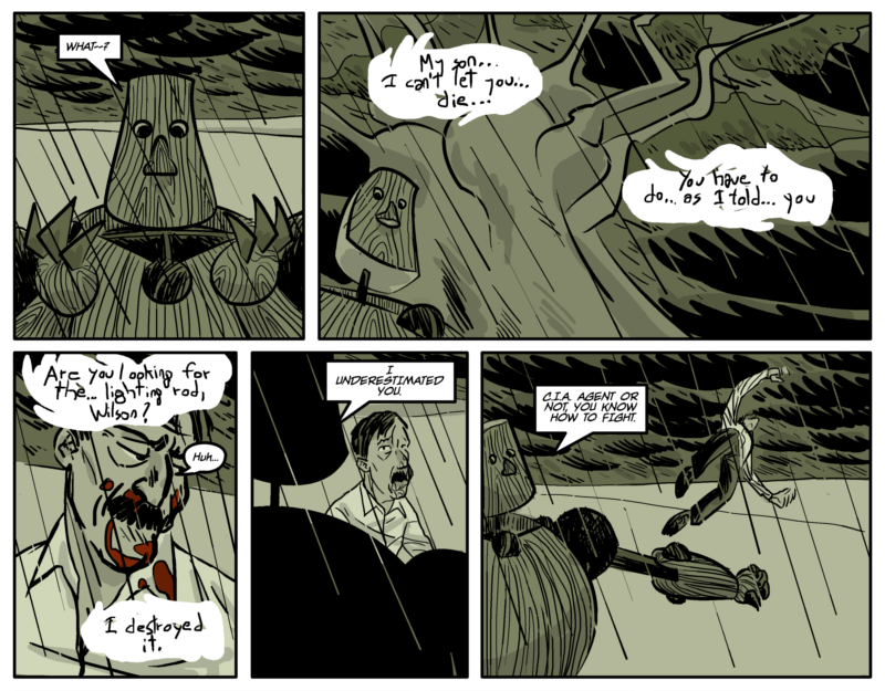 THE DEATH OF WILSON JONES Page Seven