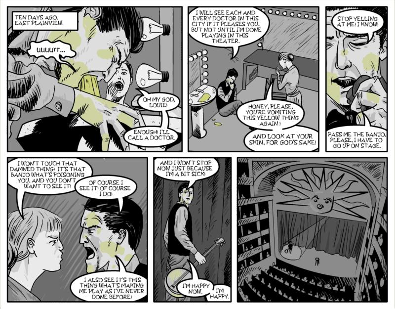BANJO Page Eleven