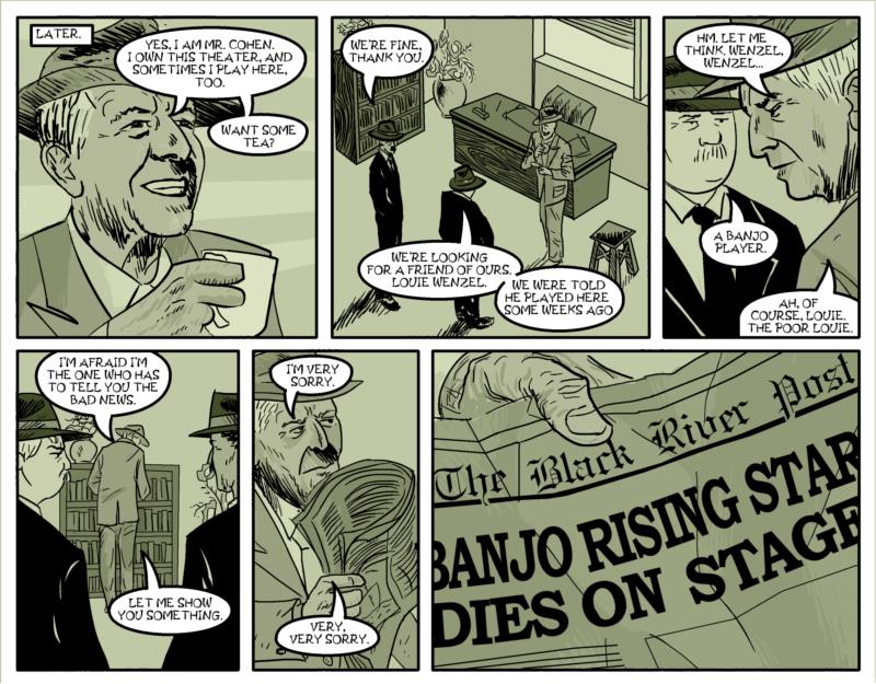 BANJO Page Thirteen