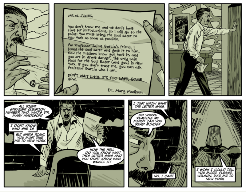 LOVE LETTERS Page Four