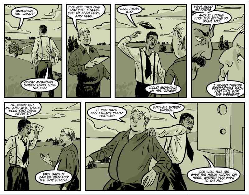 LOVE LETTERS Page Twelve