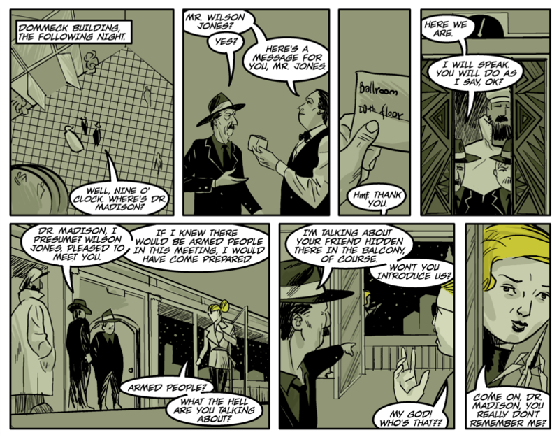 NEW YORK BLONDES Page Nine