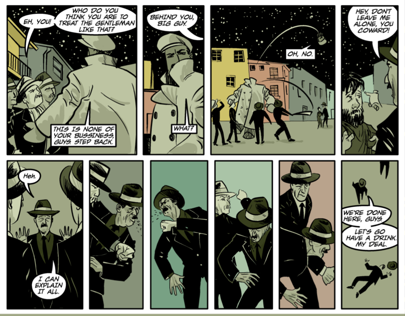 MY DEAR BUENOS AIRES Page Thirteen